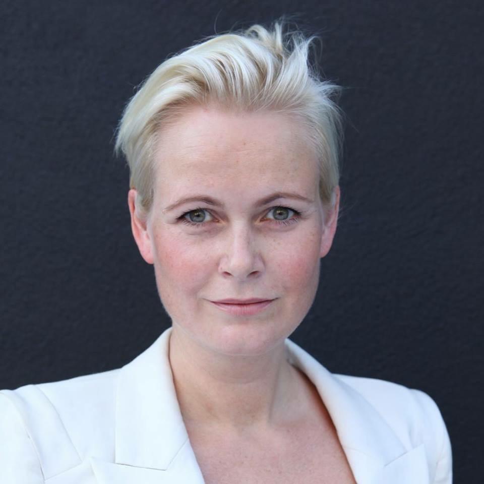 Headshot ofMette Dyhrberg