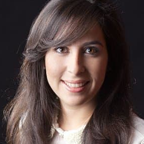 Headshot of Maria Luisa Pineda